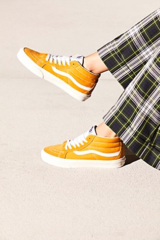 Sk8-mid Reissue Sneaker at Free People in Los Angeles, CA   Tuggl