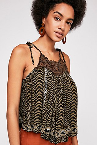 Wild At Heart Tank at Free People in Los Angeles, CA   Tuggl