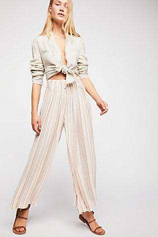 Piccadilly Wide Leg Pants at Free People in Los Angeles, CA   Tuggl