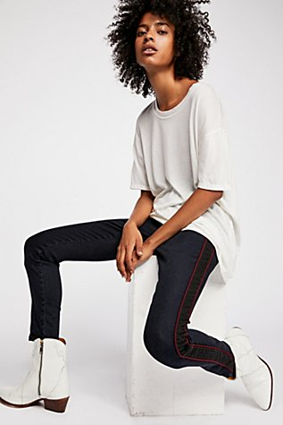 Silver Lining Skinny Jeans | Tuggl