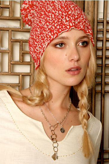 Free People Clothing Boutique > Vintage Christmas Pompom Hat