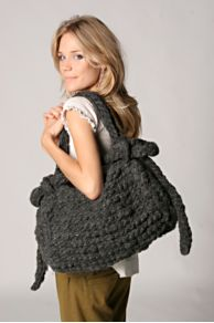 Free People Clothing Boutique > Large Hand Knit Bag