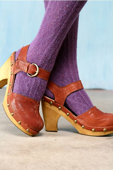 Free People Clothing Boutique > Doub Studded Clog from freepeople.com
