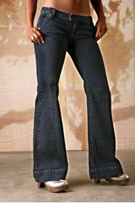 Super Flare Trouser