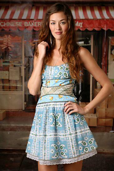 Free People Clothing Boutique > Sunshine Bandana Dress