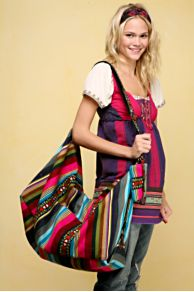Free People Clothing Boutique > Tibet Weekender from freepeople.com
