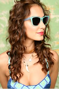 Free People Clothing Boutique > Vintage Chameleon Sunglasses from freepeople.com