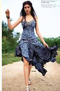 Free People Clothing Boutique > Beaded Flamenco Dress