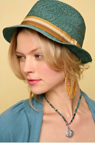 Summer Love Fedora