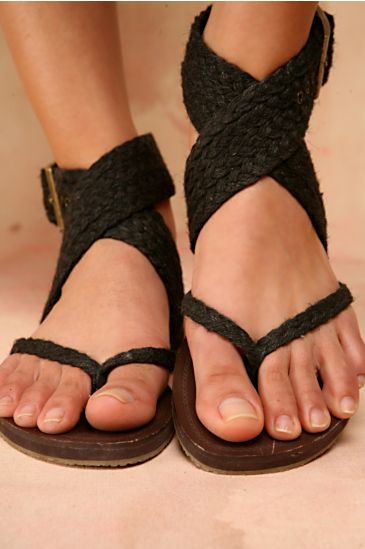 Free People Clothing Boutique > Sierra Madre Sandal :  womens shoes spring summer vintage open toe