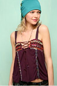 Free People Clothing Boutique > Festival Top :  tops design designer designer clothing