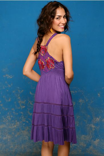 Free People Clothing Boutique > Yuca Flower Dress from freepeople.com