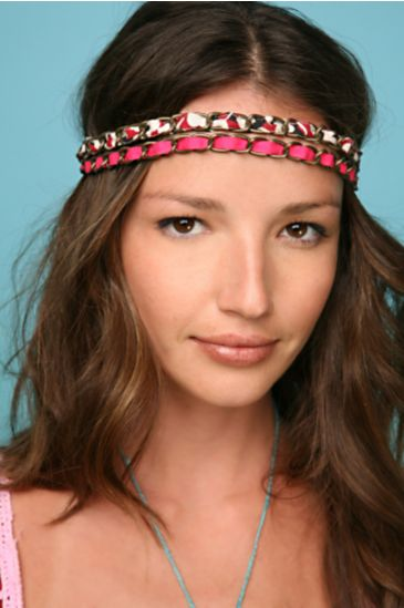 Free People Clothing Boutique > Chain Headband :  celebrities gt fun women