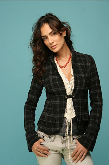 Free People Clothing Boutique > Edinburgh Blazer :  wool jacket blazer free people