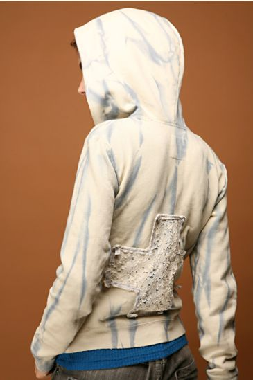 Free People Clothing Boutique > We The Free Tie Dye Hoodie :  jacket cotton polyester