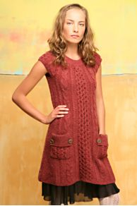 Free People Clothing Boutique > Rows Of Cable Dress :  free people short dress sweater dresses