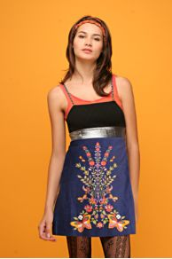 Free People Clothing Boutique > Strappy Bird of Paradise Dress