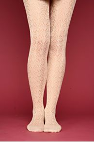 Free People Clothing Boutique > Cotton Crochet Tights :  cotton crochet tights tights accessories womens