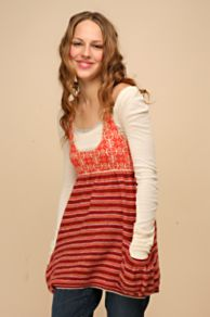 Free People Clothing Boutique > Norway Love Jumper :  wool free people nautical clothing