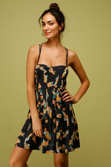 Free People Clothing Boutique > Strappy Dragons Dress