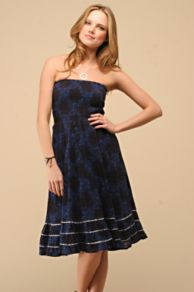 Free People Clothing Boutique > Meadow Convertible Skirt :  strapless formal dress dress dresses short dresses