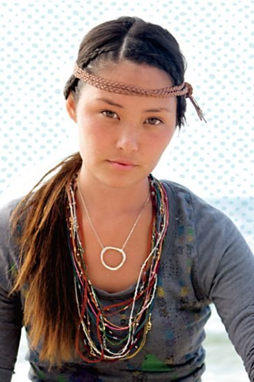 Free People Clothing Boutique > Knotted Beads Necklace :  necklace knotted people gt