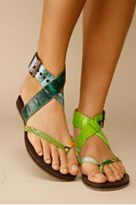 Free People Clothing Boutique > Rice Paper Sandals :  sandals