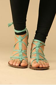 Free People Clothing Boutique > Libia Sandal :  fashion gladiator leather style