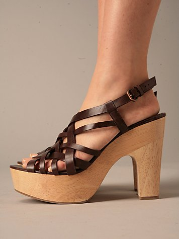 Free People Clothing Boutique > Strappy Platform :  platform sandal style free people