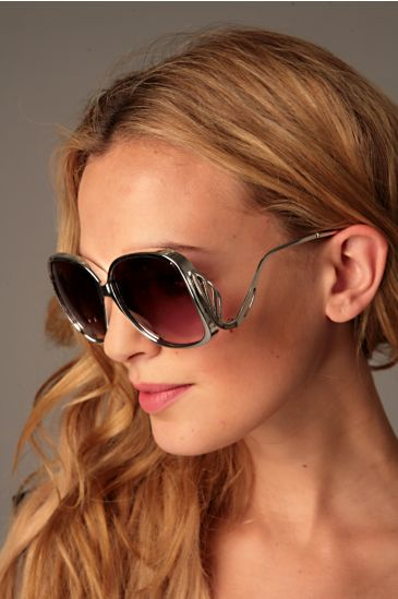 Free People Clothing Boutique > Swan Lake Sunglasses :  sunglasses eyewear lake glasses