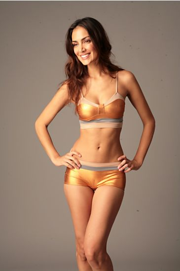 Free People Clothing Boutique > Tidal Brass Bikini :  swimsuits two piece swimwear two piece swimsuits bathing suits