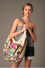 Free People Clothing Boutique > Feed Bag Beach Tote from freepeople.com