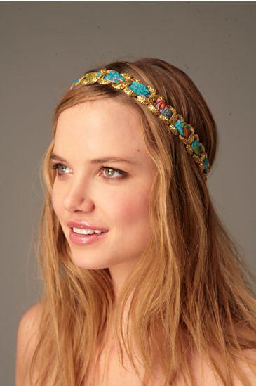 Free People Clothing Boutique > Woven Ribbon Headband
