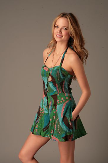 Free People Clothing Boutique Grafitti Peacock Romper from freepeople.com