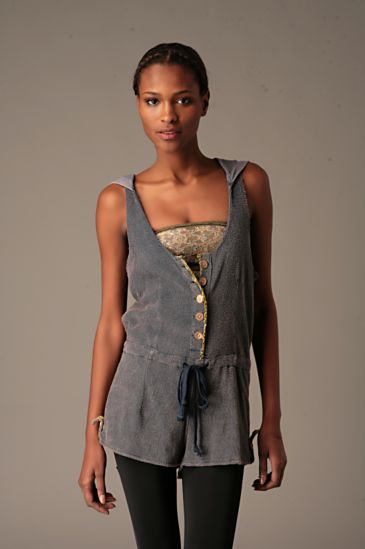 Free People Clothing Boutique > We The Free Beachy Coverup Romper :  romper shortall free people coverup