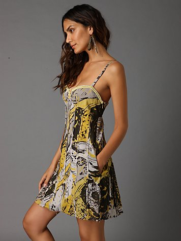 Free People Clothing Boutique > Swirling Sands Dress