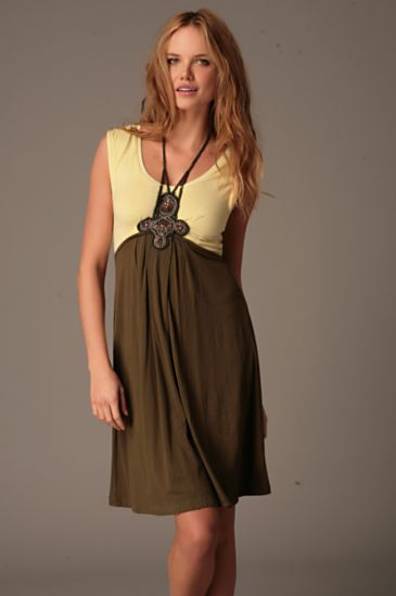 Free People Clothing Boutique > City of Angels Dress from freepeople.com