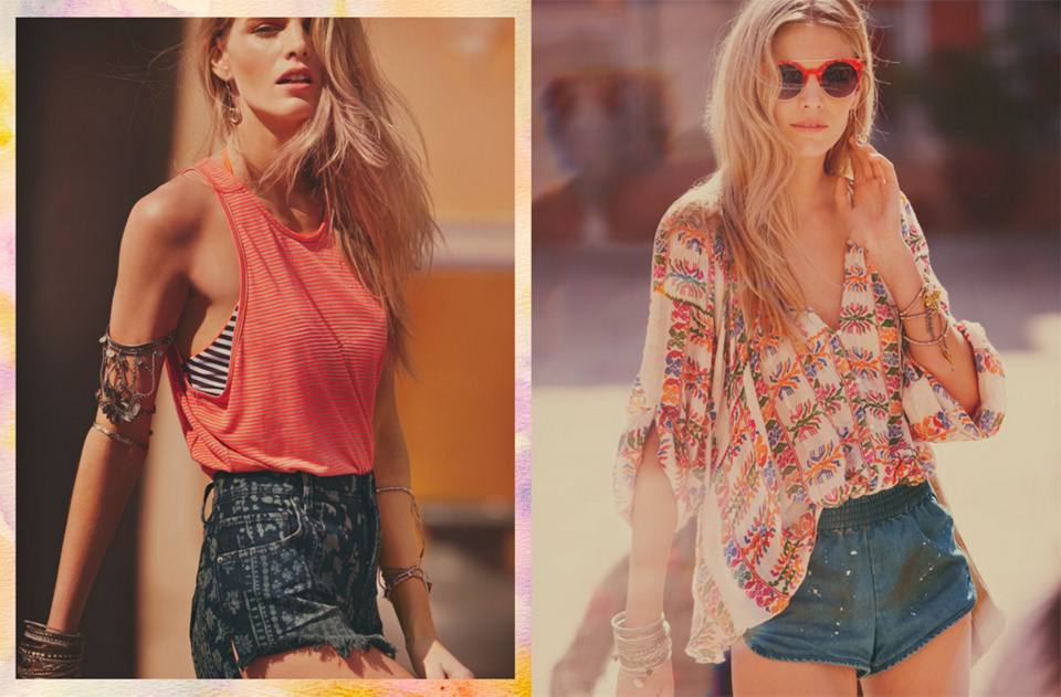 Free People - April Catalog 2014 - Pages 30-31