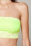 Thumbnail View 3: Lace Trim Bandeau