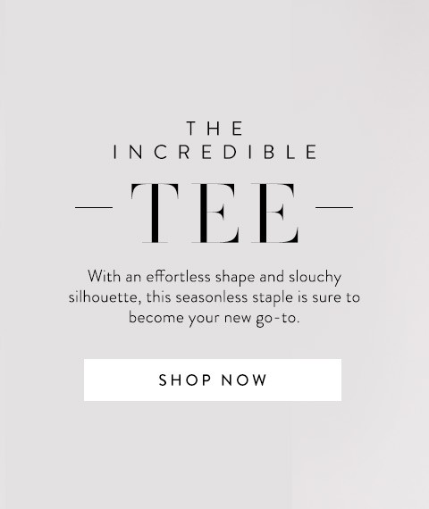 Shop The Incredible Tee at Free People