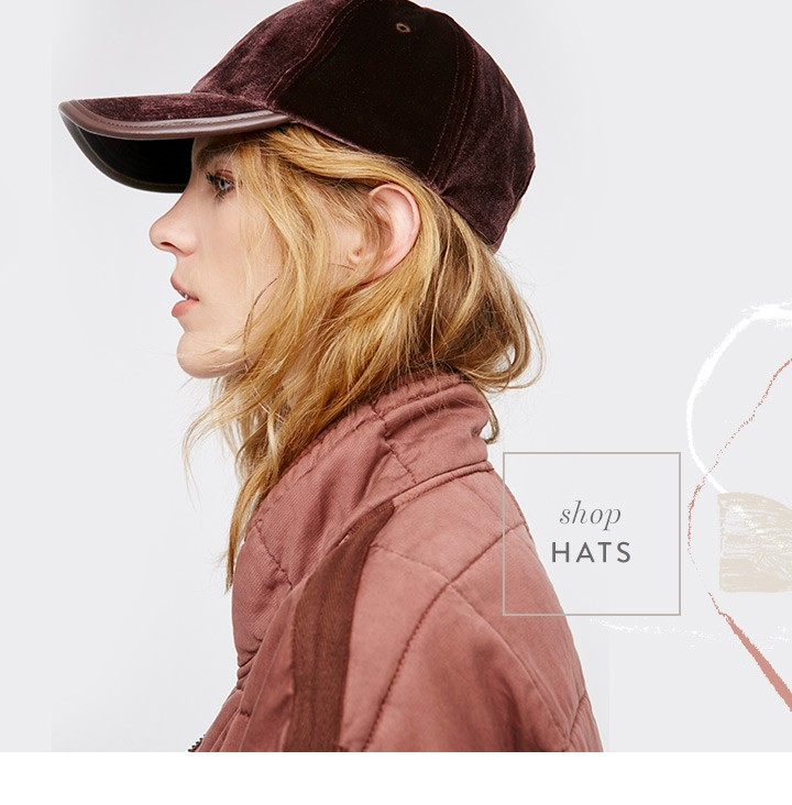 Shop Hats at Free People