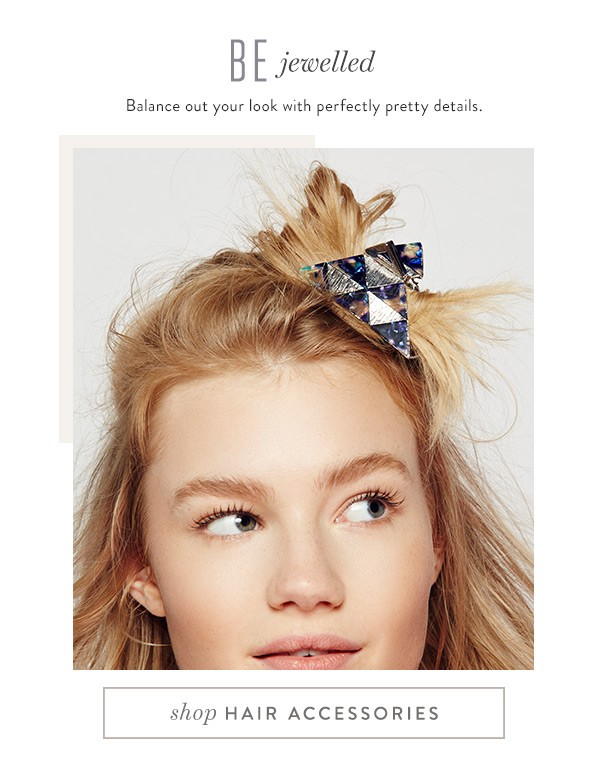 Shop Hair Accessories at Free People
