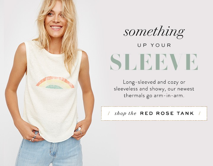 Shop the Red Rose Tank at Free People