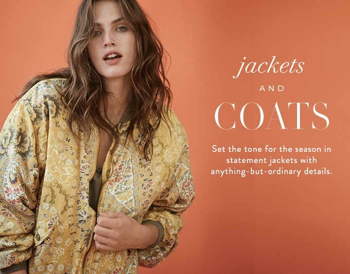 Shop Statement Jackets at Free People