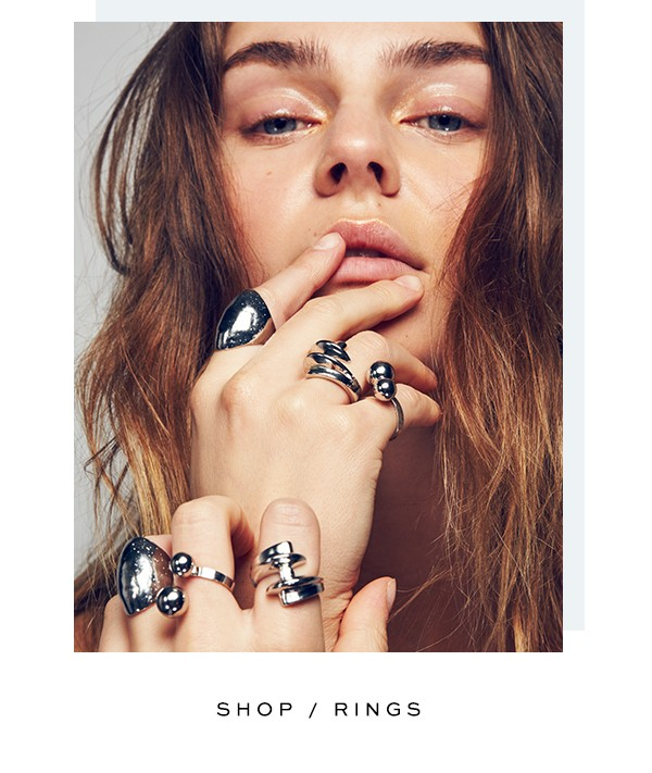 Shop Rings at Free People