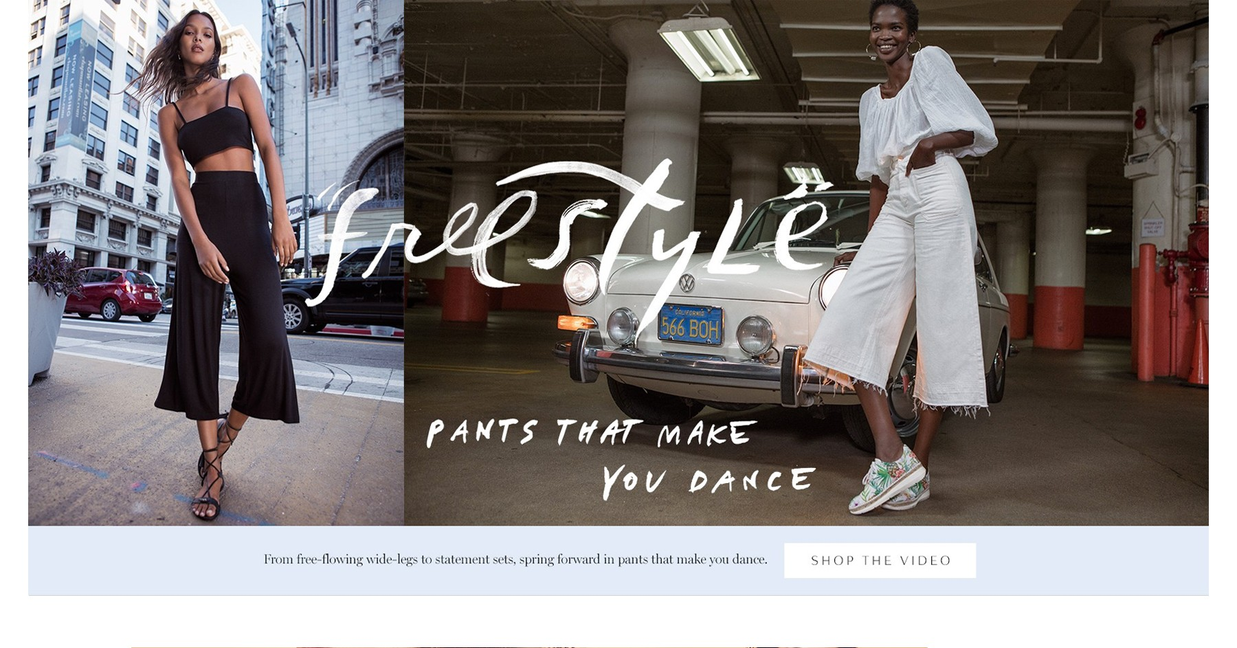 Shop the Freestyle Lookbook at Free People
