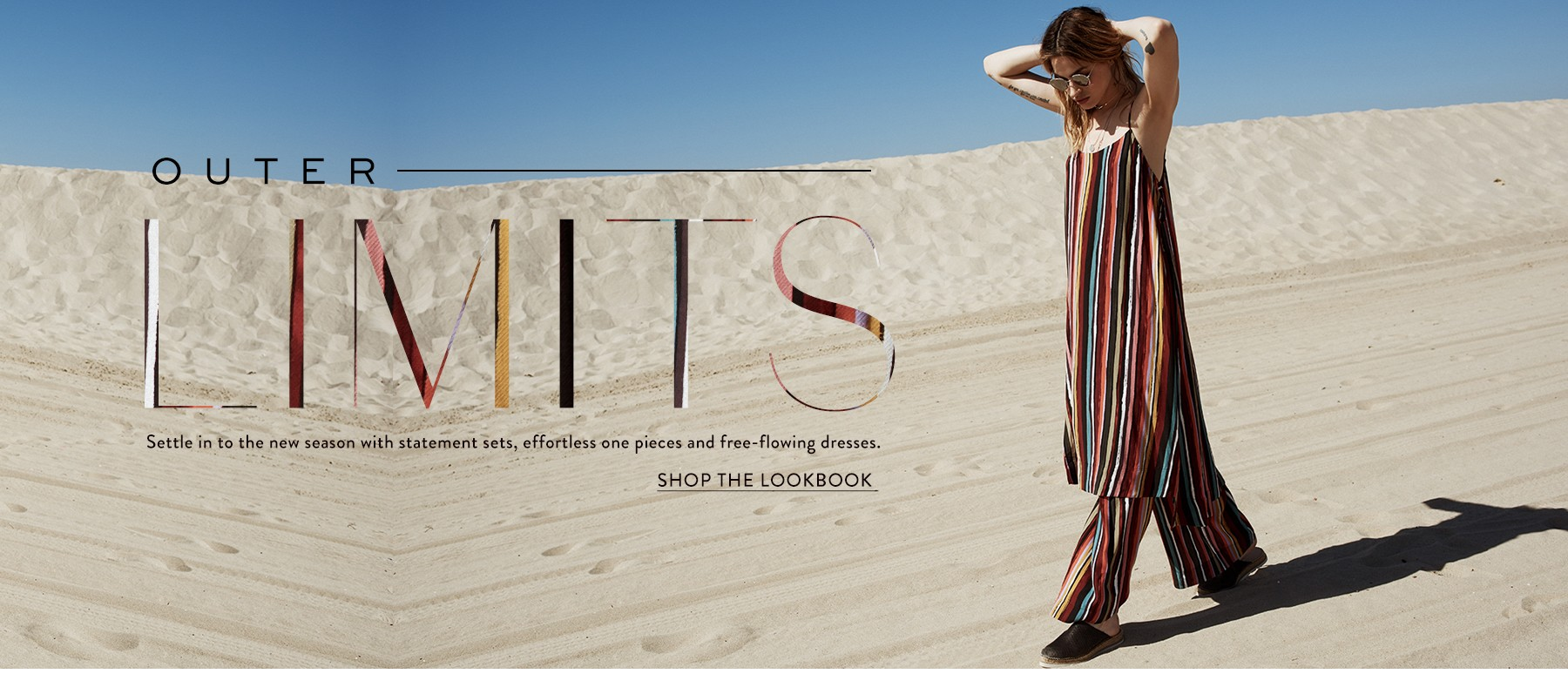 Shop Outer Limits Lookbook at Free People