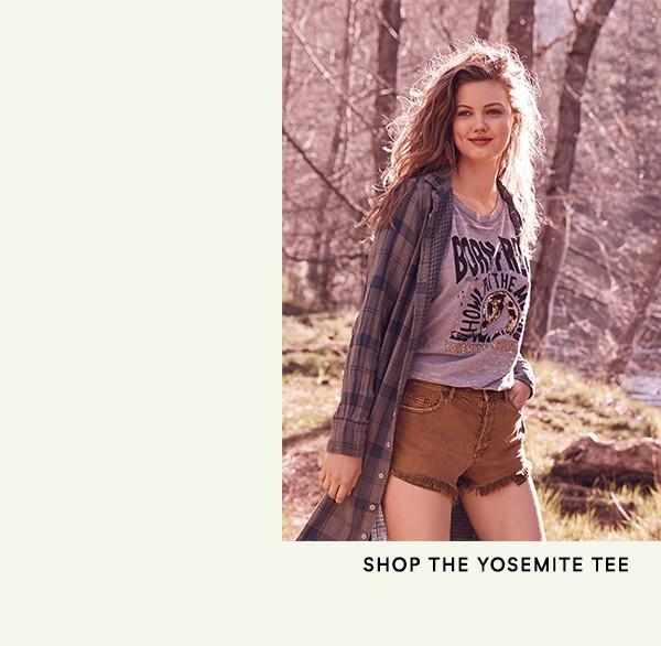 Shop the Park Tee