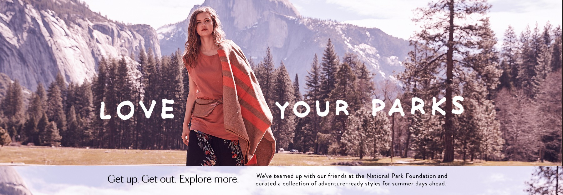 Shop the Love Your Parks Lookbook