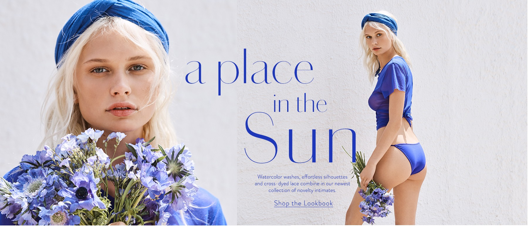 Shop A Place In The Sun Lookbook